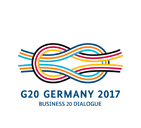B20 Germany 2017 Logo
